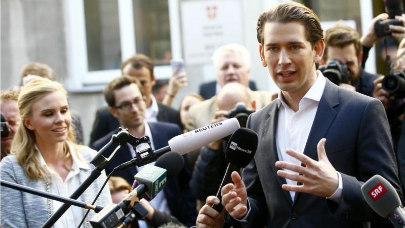 Jovem conservador caminha para ser novo líder da Áustria, mostra projeção