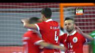 Benfica sofre, mas vence Leões de Porto Salvo (resumo)