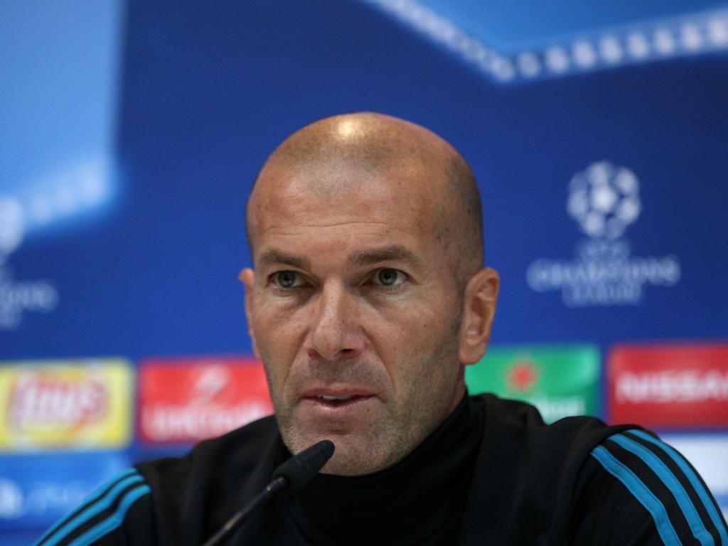 Conferência Real Madrid ( Reuters )