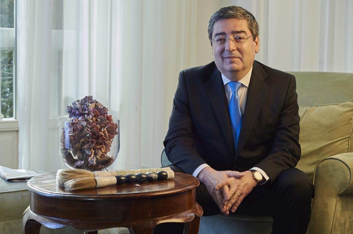 Vítor Pereira - Presidente CM Covilhã