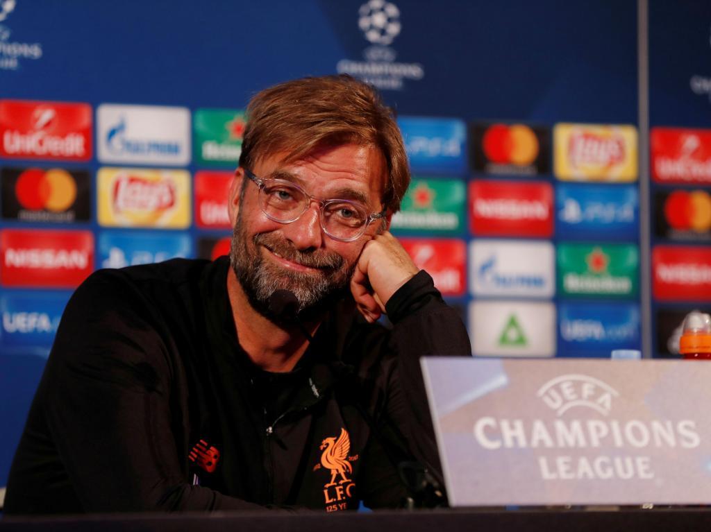 Conferência Liverpool ( Reuters )