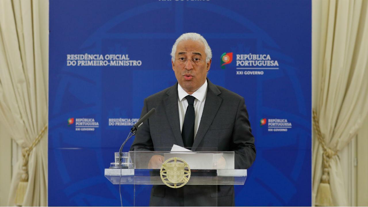 Ministra da Administração Interna apresentou demissão, Costa aceitou