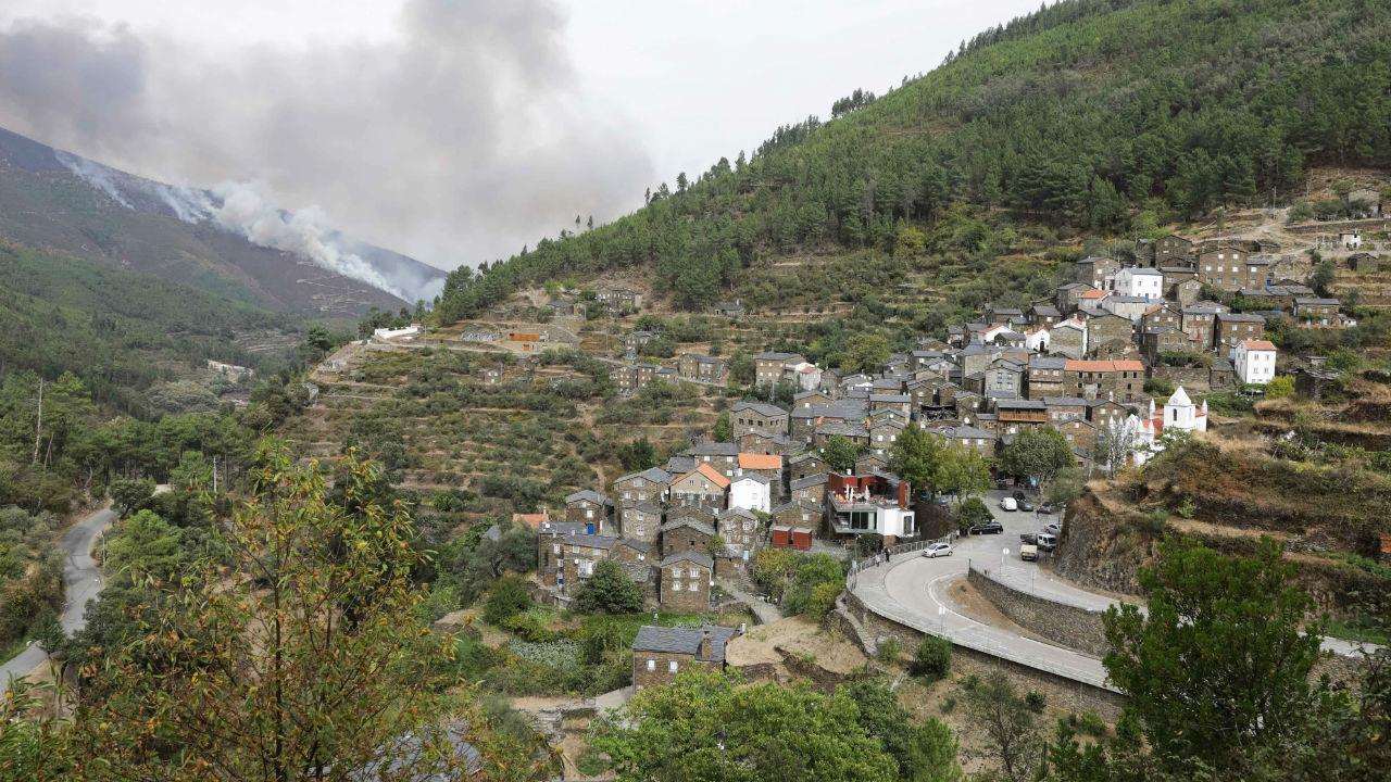 Incêndio em Arganil