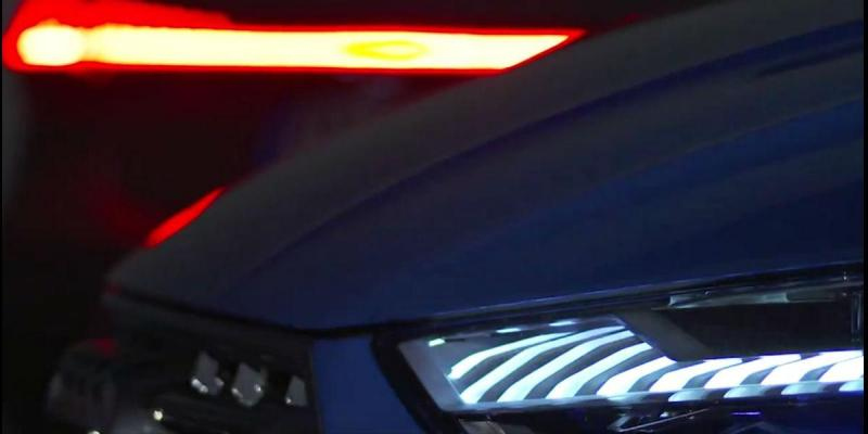 Audi levanta véu do novo A7