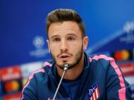Conferência Atlético de Madrid ( Reuters )
