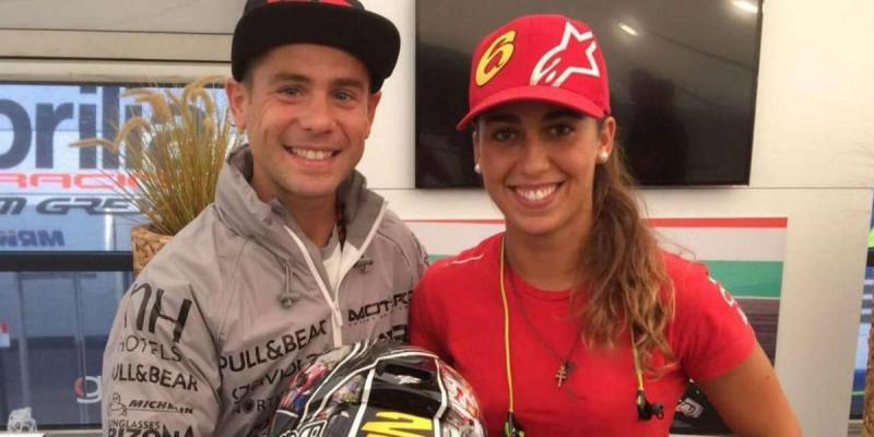 Maria Herrera regressa à Moto3