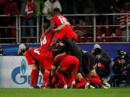 Spartak Moscovo-Sevilha (Reuters)