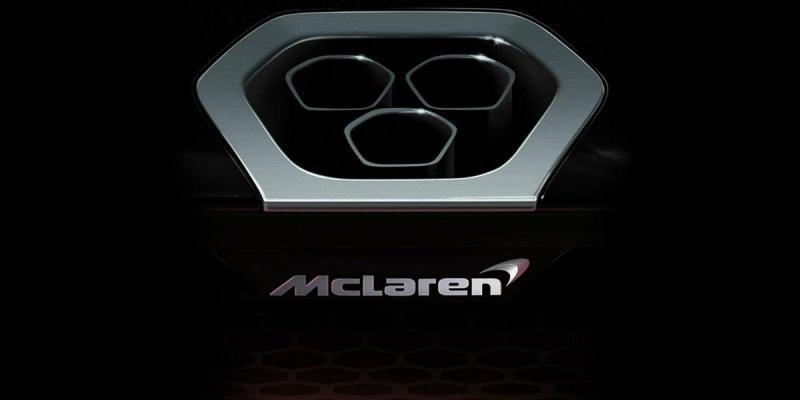 Um Hyper-GT da McLaren a caminho