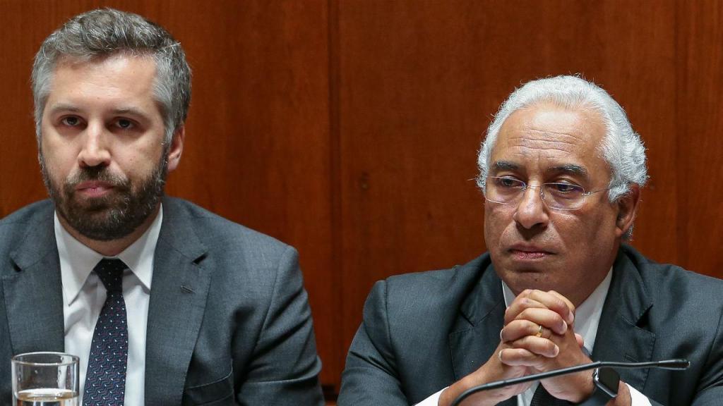 António Costa e Pedro Nuno Santos