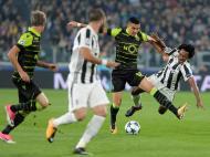 Juventus-Sporting (Lusa)