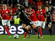 Benfica-Manchester United (Reuters)