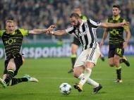 Juventus-Sporting (Reuters)