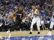 Orlando Magic-Miami Heat ( Reuters )
