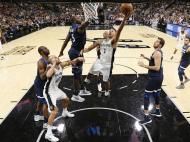 San Antonio Spurs-Minnesota Timberwolves ( Reuters )