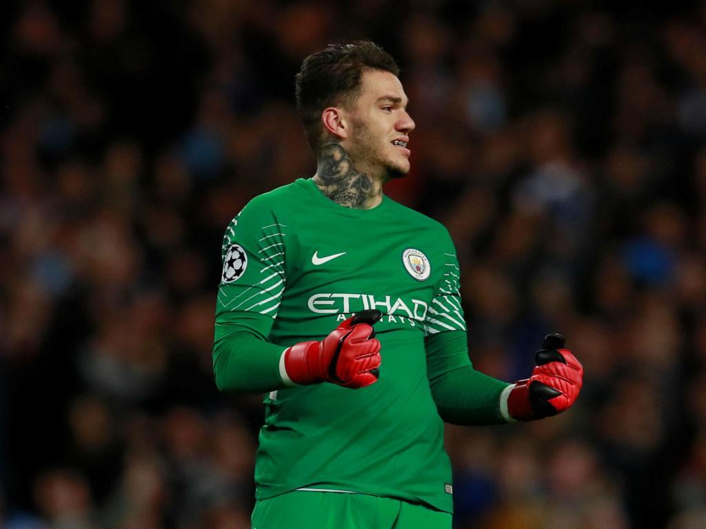 Manchester City-Nápoles ( Reuters )
