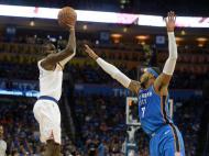 Oklahoma City Thunder-New York Knicks ( Reuters )