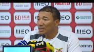 «Nem admito que se pense num Benfica frágil»
