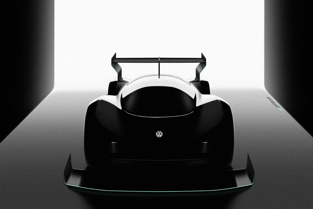 Protótipo elétrico da Volkswagen