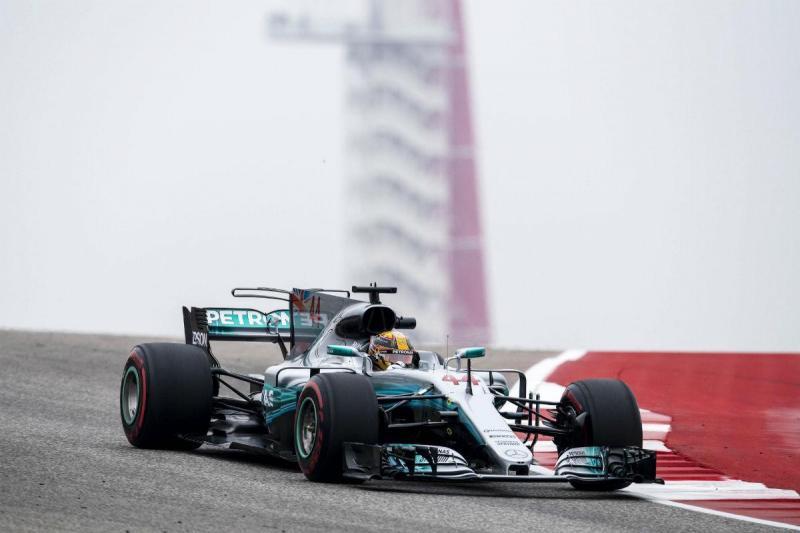 Lewis Hamilton - GP dos EUA (Reuters)