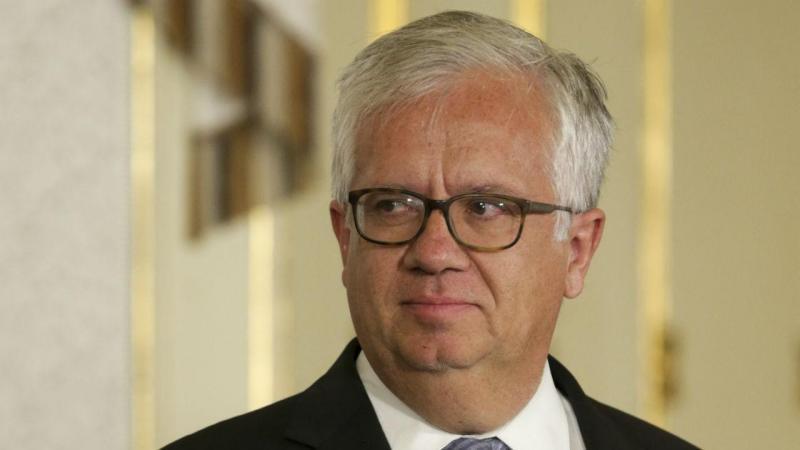 Ministro da Admnistração Interna, Eduardo Cabrita