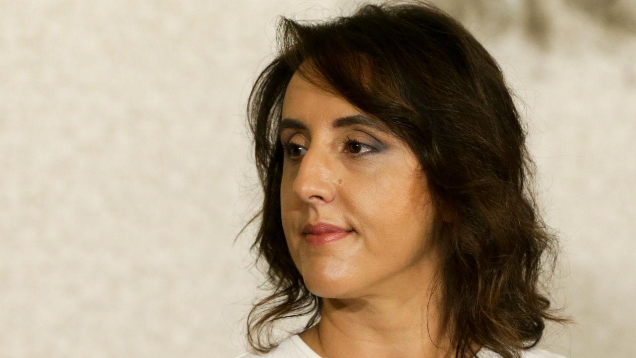 Secretária de Estado para a Cidadania e a Igualdade, Rosa Monteiro