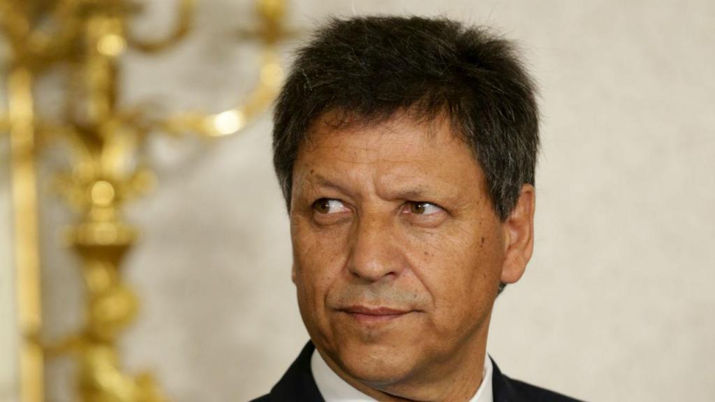 Secretário de Estado da Proteção Civil, José Artur Neves