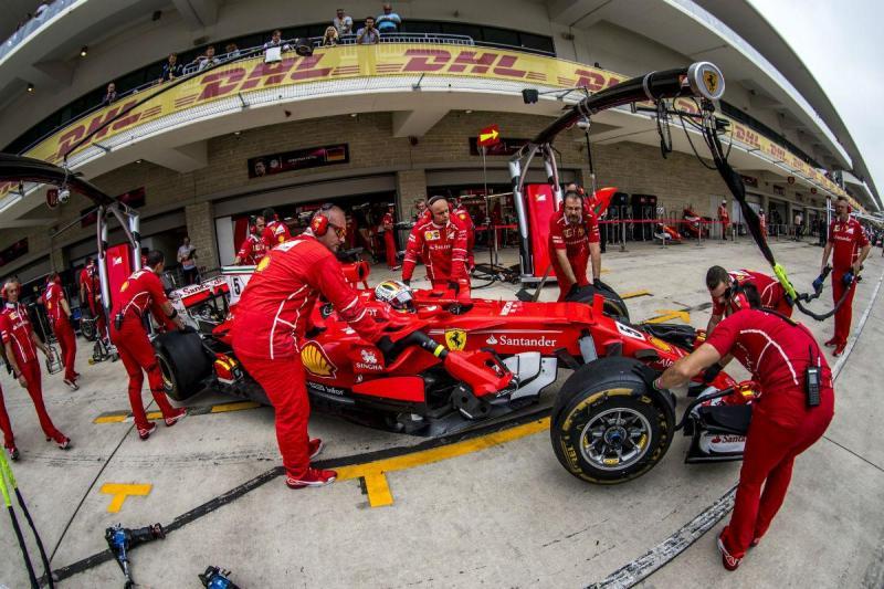 Sebastian Vettel - GP da Austrália (Lusa)