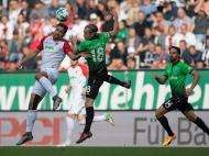 Augsburg-Hannover (Lusa)