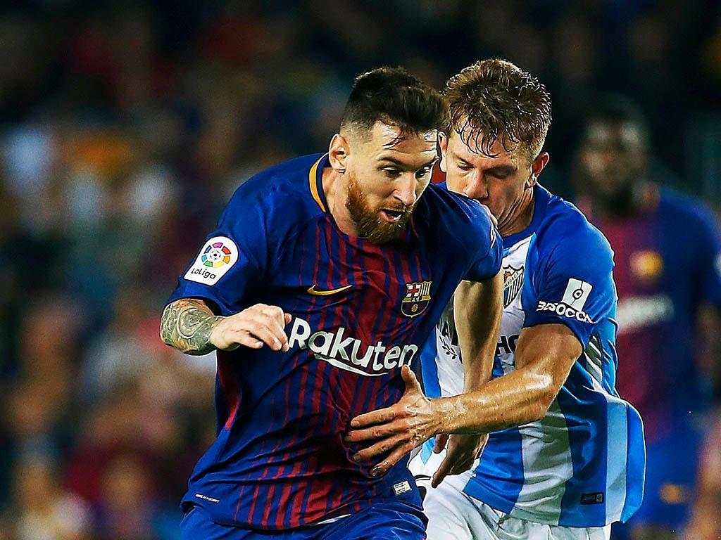 Barcelona-Málaga (Reuters)