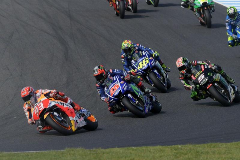 GP da Austrália de MotoGP (Lusa)