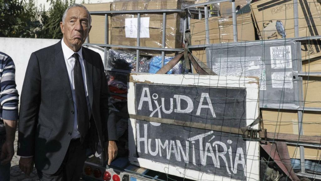 Marcelo visita concelho de Tábua