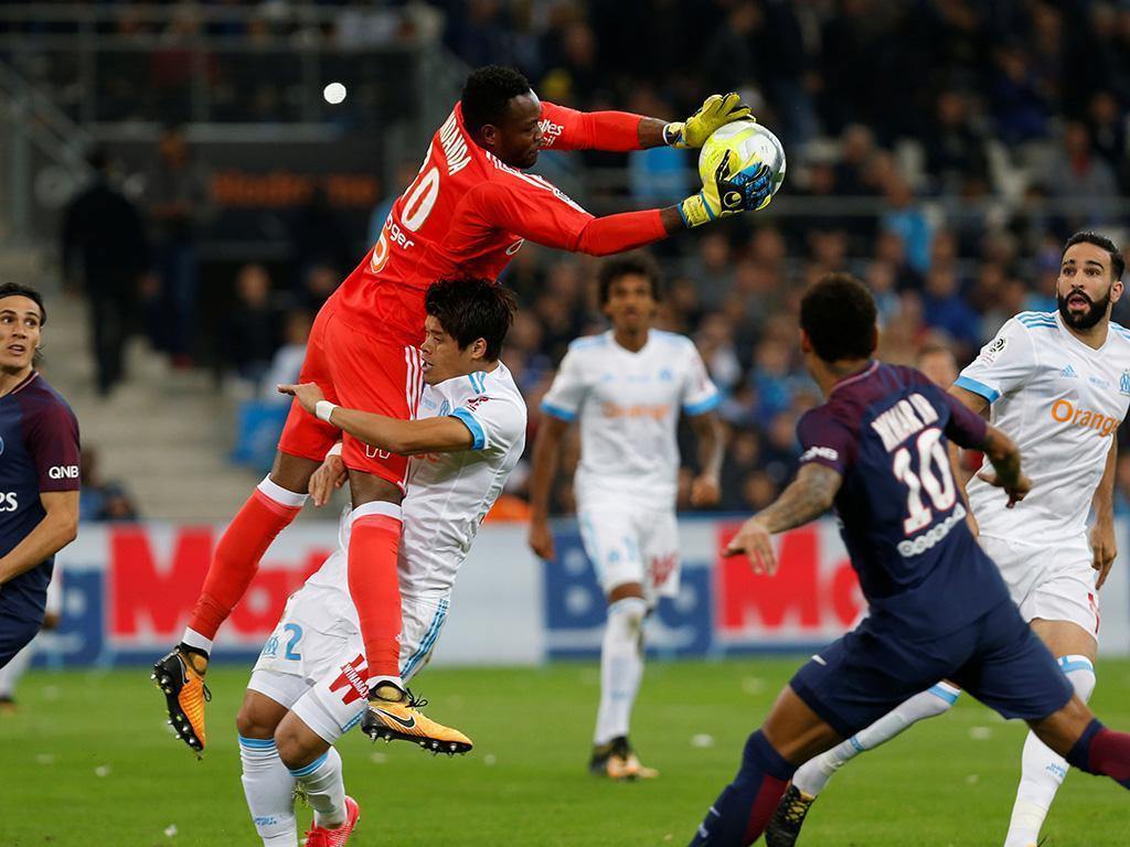 Marselha-PSG (Reuters)
