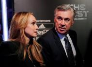 The Best Prémios da FIFA ( Reuters )