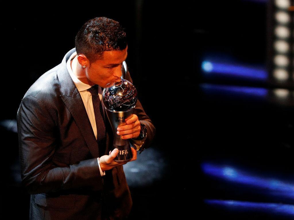 Cristiano Ronaldo «The Best» 2017