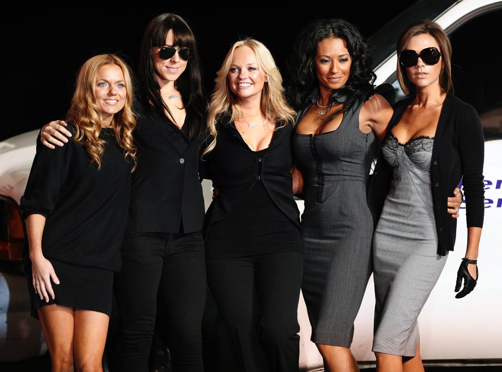 Spice Girls na Selfie