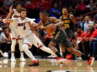 Miami Heat-Atlanta Hawks ( Reuters )