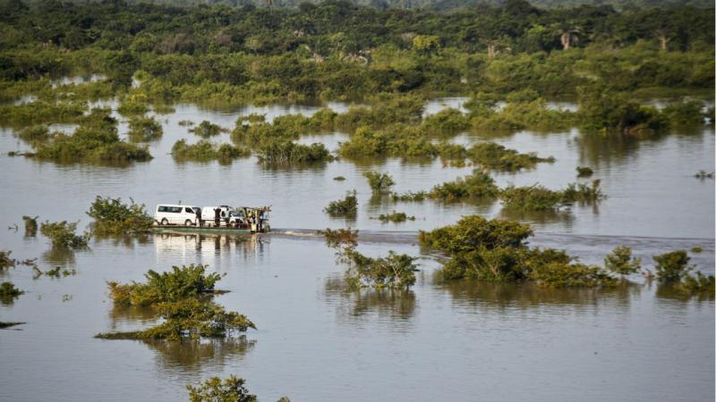 Nigéria - Estado de Kogi (Rio Níger)
