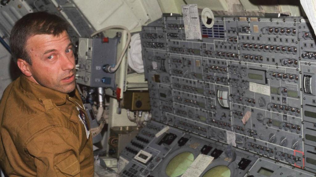 Astronauta na reserva Paul Weitz