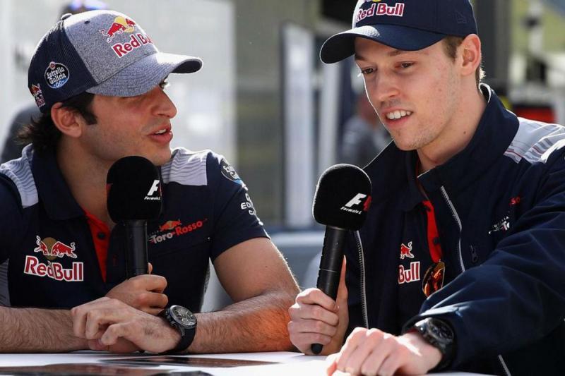 Toro Rosso não conta com Kvyat