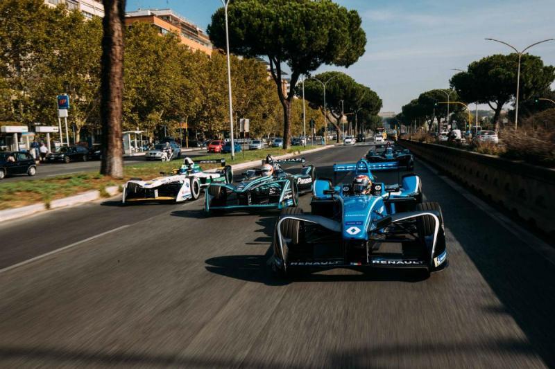 Renault salta fora da Fórmula E