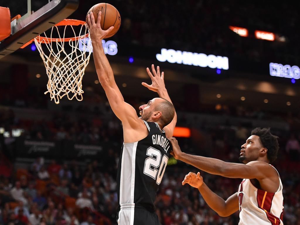 Miami Heat-San Antonio Spurs ( Reuters )
