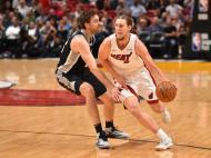 Miami Heat-San Antonio Spurs ( Reuters )