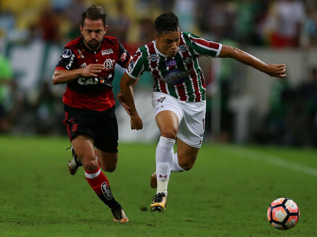 Fluminense-Flamengo ( Reuters )