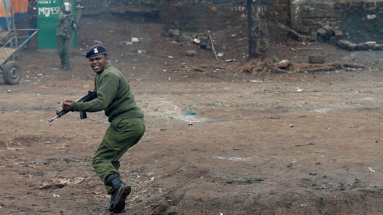 Confrontos entre a polícia e apoiantes da oposição no Quénia