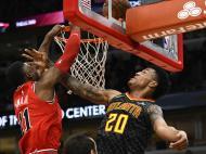 Chicago Bulls-Atlanta Hawks ( Reuters )
