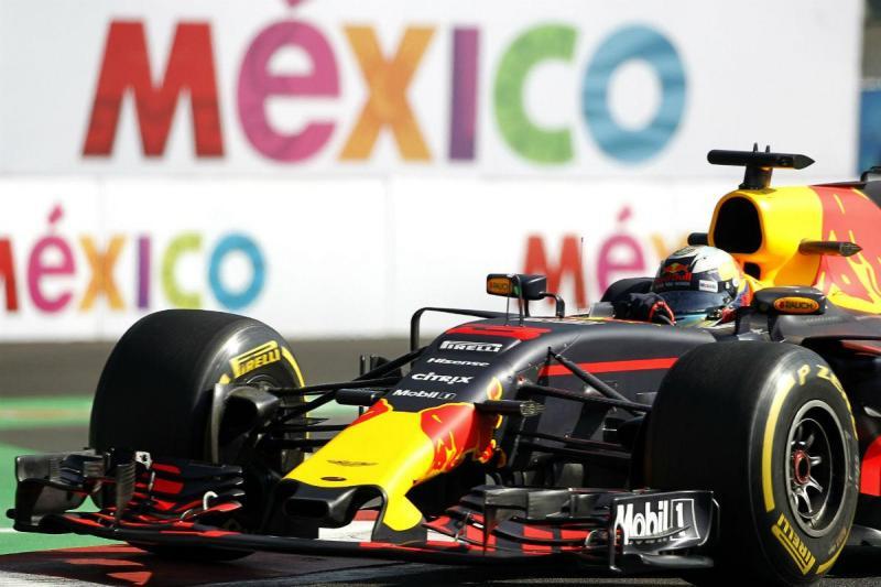 Daniel Ricciardo - GP do México (Lusa)