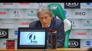 «Vamos ficar sem Piccini e Mathieu durante muito tempo»