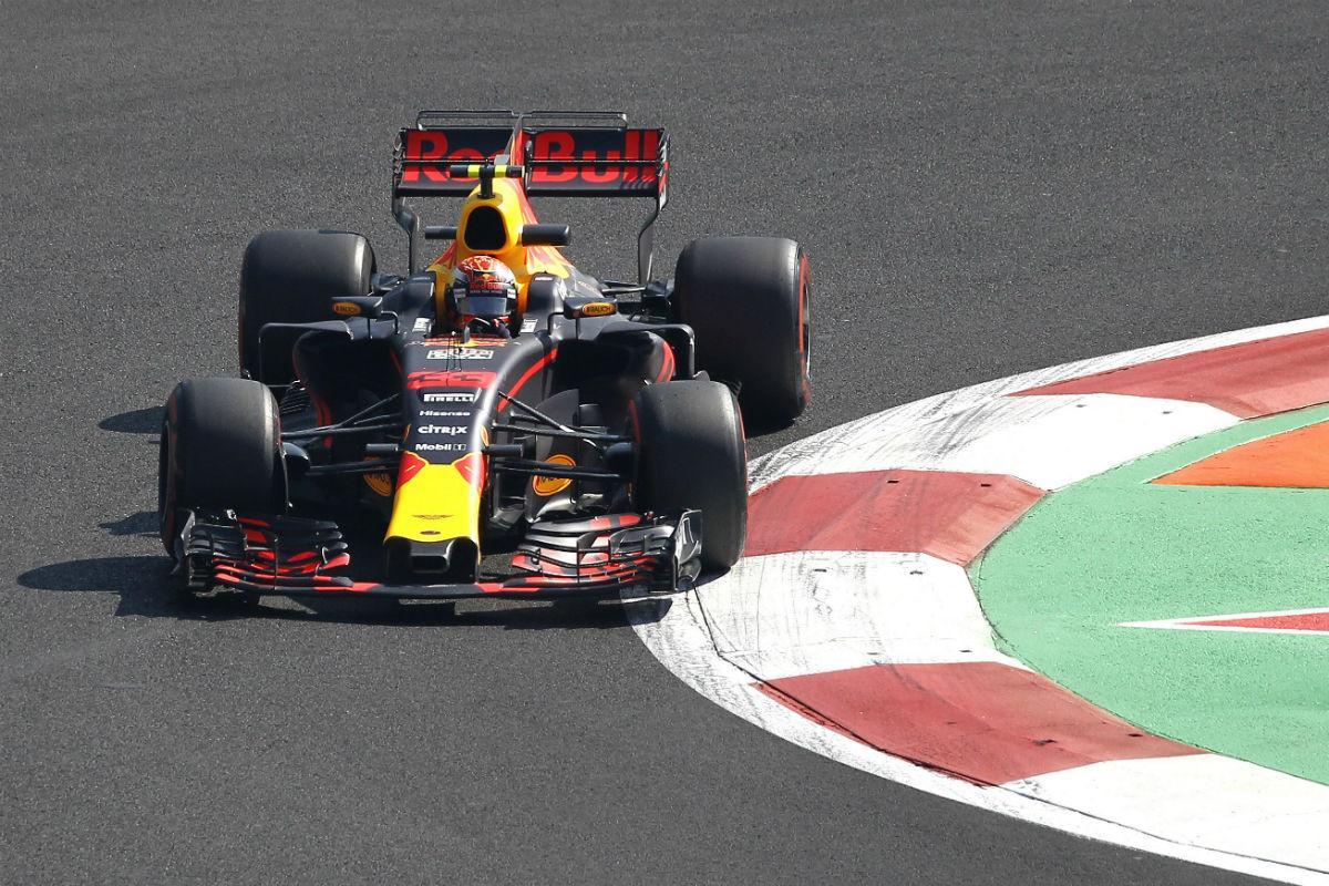 Max Verstappen - GP do México (Lusa)