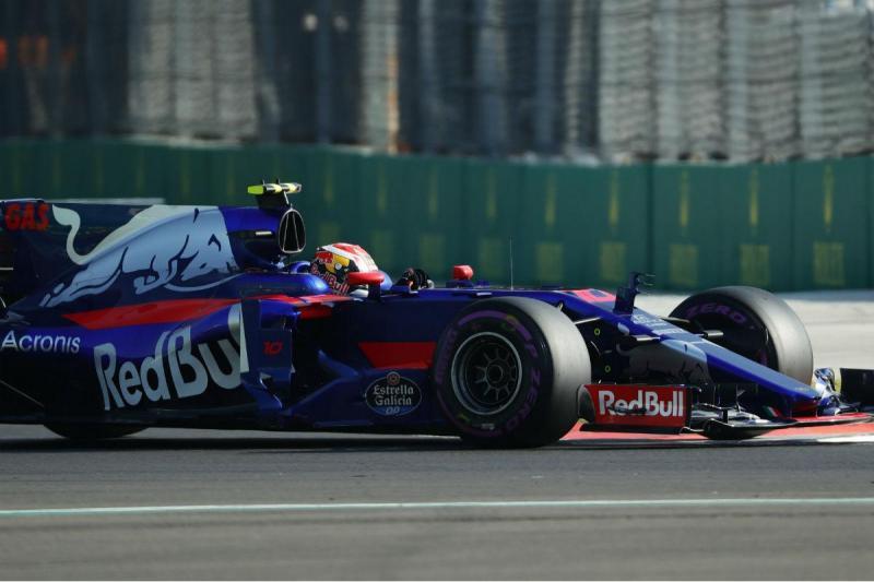 Pierre Gasly - GP do México