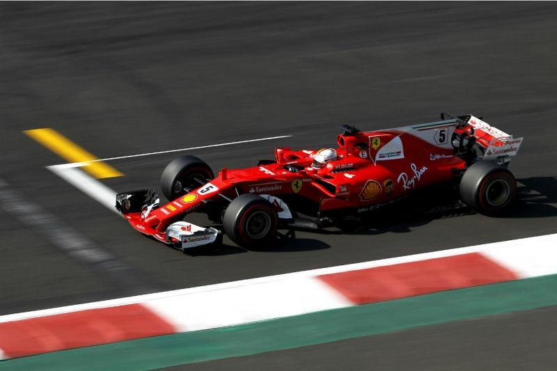 Sebastian Vettel - GP do México